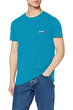 Tommy Hilfiger Men's TJM Texture Logo TEE T-Shirt