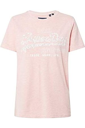 Superdry Women's Vl Floral Infill Entry Tee T-Shirt