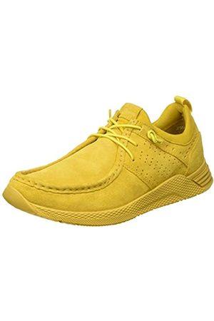 Sioux Men's Grash-h201-47 Low-Top Sneakers, (Amber/Sun 006)