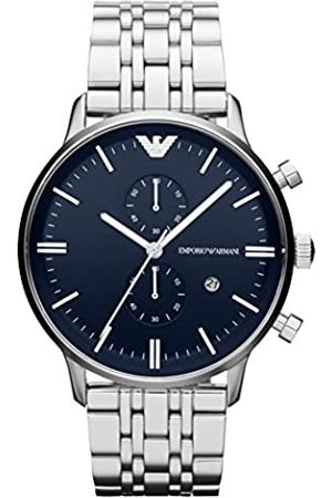 Emporio Armani Men's Quartz Watch AR1648 AR1648 with Metal Strap