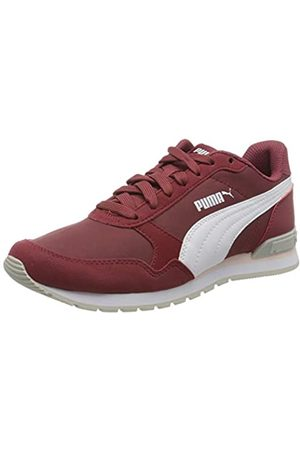 Puma Unisex Adulto ST Runner v2 NL Zapatillas, Rojo (Burnt Russet - Cloud 30)
