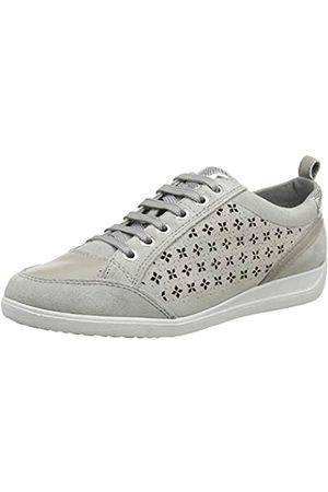 Geox Women's D Myria D Low-Top Sneakers, (Lt C1010)