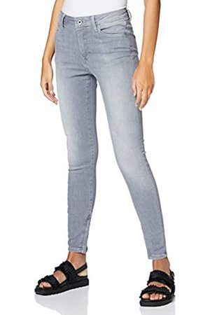 Pepe Jeans Women's Cher High Straight Jeans