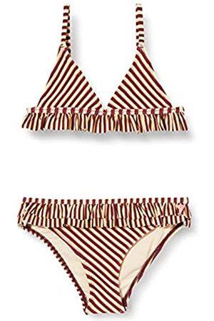 Scotch & Soda R\u00B4Belle Girl's Triangle Bikini with Ruffles Bikini