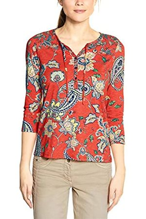Cecil Women's TOS Paisley Tunic T-Shirt
