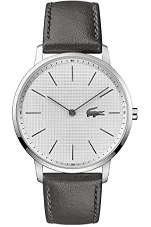 Lacoste Men's Analogue Quartz Watch with Leather Strap 2011056