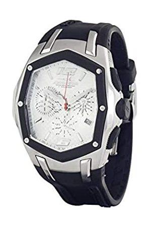 Chronotech Men's Chronograph Quartz Watch with Rubber Strap CT7931M-09