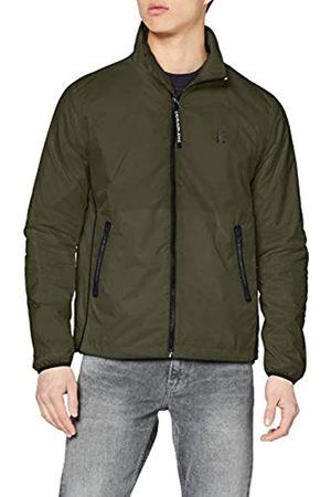 Calvin Klein Jeans Men's Nylon Harrington Jacket