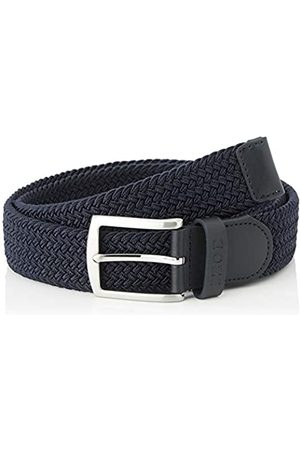 Izod Men's Solid Herringbone Belt