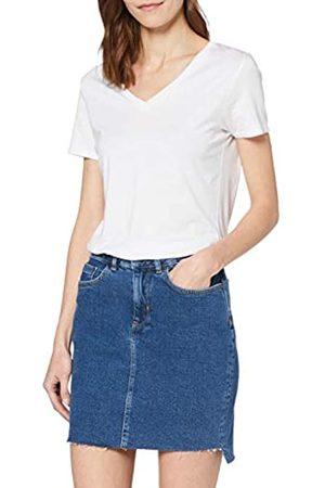 Superdry Women's Denim Mini Skirt