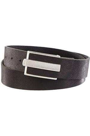 MGM Men's Belt - - Schwarz (schwarz) - 44 IN