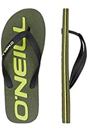 O'Neill Men's Fm Profile Logo Sandalen Flip Flops, (Winter Moss 6077)