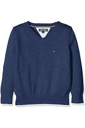 Tommy Hilfiger Boy's AME Vn Sweater L/s Jumper