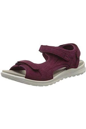 Legero Women's SIRIS Ankle Strap Sandals, (Raspberry 47)