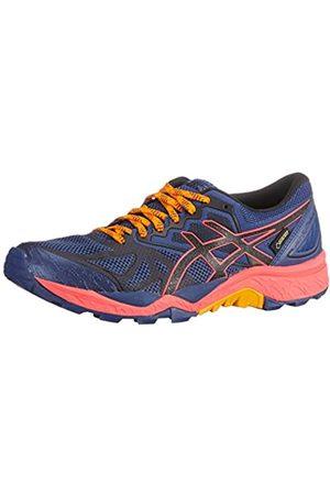 Asics Women's Traillaufschuh Gel-Fujitrabuco 6 G-tx Trail Running Shoes, ( Print/ 400)