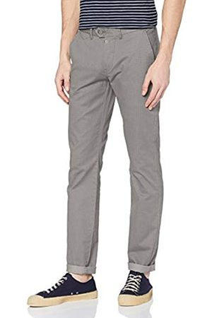 Timezone Men's Slim Jannotz Chino Trouser, ( Micro Point 8651)
