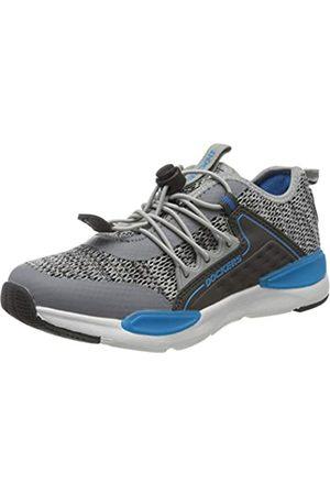Dockers Unisex Kids' 44sd650-637200 Low-Top Sneakers, (Grau 200)