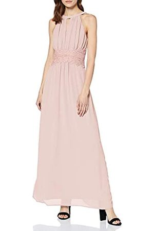 Vila NOS Women's VIMILINA Halterneck Maxi Dress-NOOS