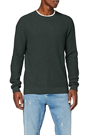 Jack & Jones Men's Jpryork Knit Crew Neck Jumper