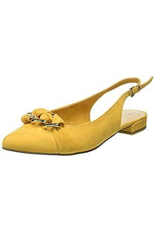 Marco Tozzi Women's 2-2-29402-24 Sling Back Sandals, (Saffron 627)