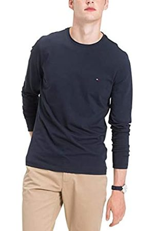 Tommy Hilfiger Men's Stretch Slim Fit Long Sleeve Top