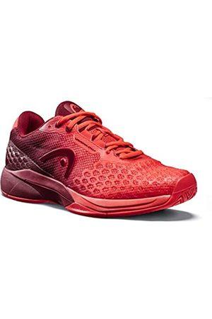 Head Men's Revolt Pro 3.0 Tennis Shoes, (Neon /Chilli Nrci)