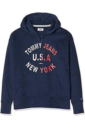 Tommy Hilfiger Men's TJM Arched Graphic Hoodie Sweatshirt
