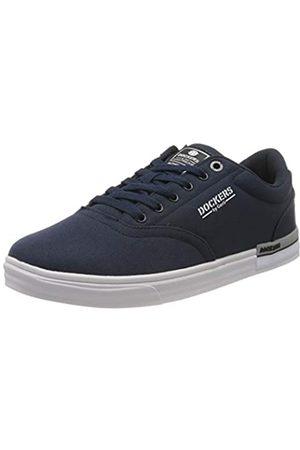 Dockers Men's 46pt001-700660 Low-Top Sneakers, (Navy 660)