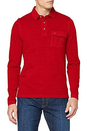 Camel Active Men's H-Polo 1/1 Arm Shirt