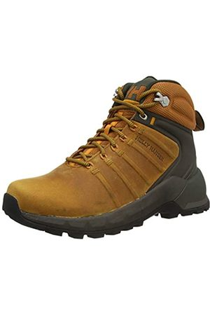 Helly Hansen Men's Pinecliff High Rise Hiking Boots, (Honey Wheat/Forest Night 726)