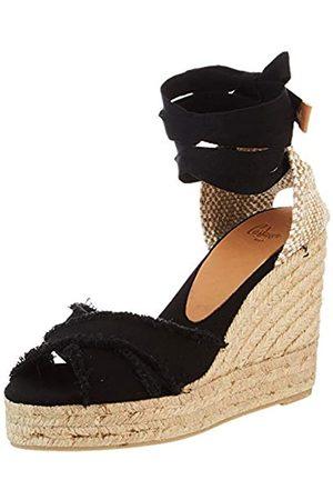 Castaner Women's Bluma/8ed/001 Espadrille Wedge Sandals