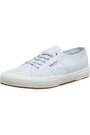 Superga Unisex Adults' 2750-cotu Classic Gymnastics Shoes, ( Lt Sky 354)