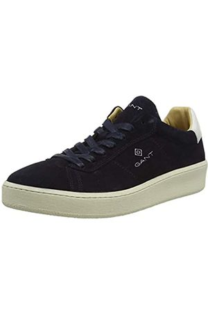 GANT Men's Leville Low-Top Sneakers, (Marine G69)