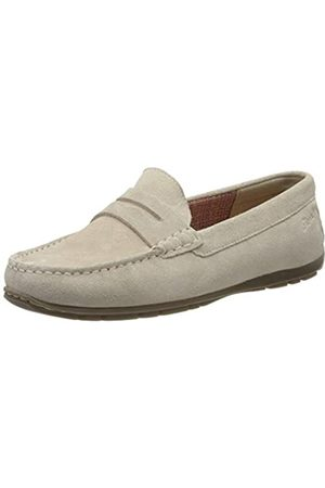 Sioux Women's Carmona-700 Mocassins, (Calcium 002)