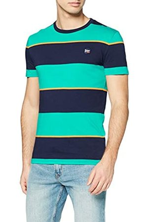 Superdry Men's Collective Stripe Tee T-Shirt