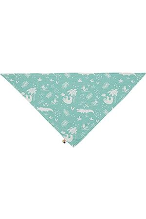 loud + proud Baby Girls' Scarf Allover Print Organic Cotton