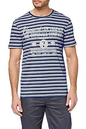 s.Oliver Men's T-Shirt Kurzarm Regular Fit