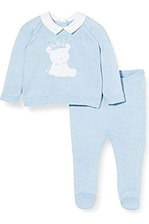 chicco Baby Boys' Completo 2 Pezzi: Coprifasce + Ghettina Playsuit