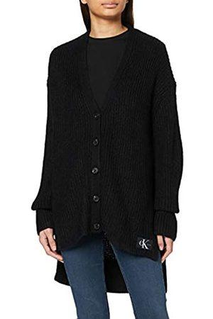 Calvin Klein Women's Wool Blend Cardigan Sweater