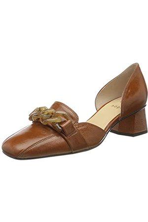 HÖGL Women's Alena Closed Toe Heels, (Nougat 2500)