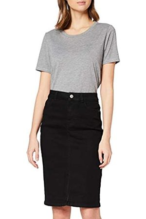 Dorothy Perkins Women's Denim Midi Skirt
