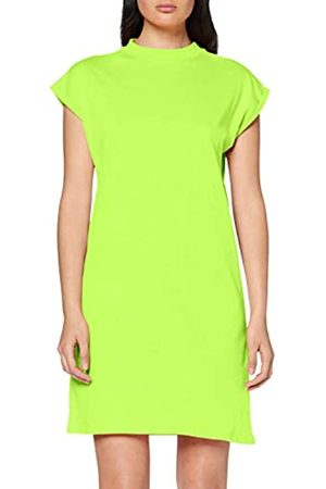 Urban classics Women's Kleid Ladies Turtle Extended Shoulder Dress
