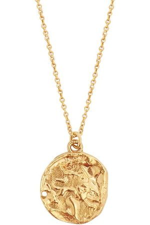 Alighieri Leo -plated Necklace - Womens