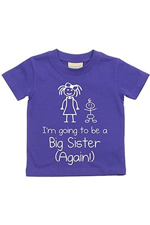 60 Second Makeover Limited Im The Big Brother Blue Tshirt Baby Toddler Kids Available in Sizes 0-6 Months to 14-15 Years New Baby Brother Gift