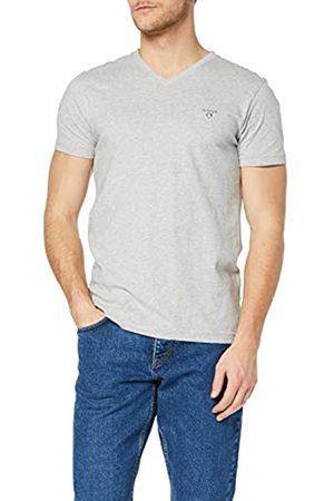 GANT Men's The Original Slim V-Neck T-Shirt