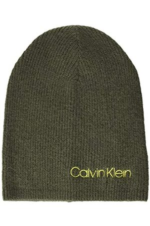 Calvin Klein Men's Boiled Wool Beanie