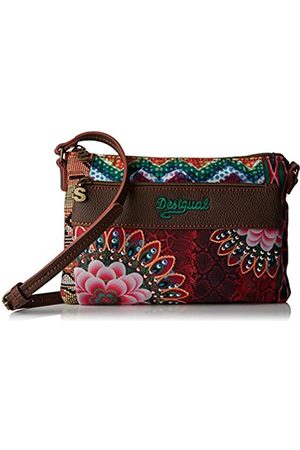 Desigual Womens Toulouse Tanzania Cross-Body Bag Teja Rustica
