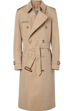 Burberry The Kensington Heritage long trench coat - Neutrals