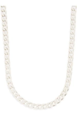 The Love Silver Collection Mens Sterling 20 Inch 1 Oz Curb Chain Necklace