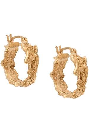 Lee Rebuita hoop earrings